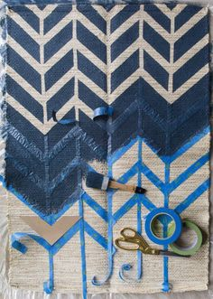 Image result for paint a rug diy