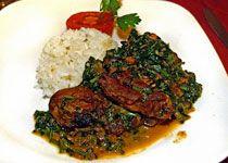 Ndizi Asilia (Plantain & Beef Stew - Africa)