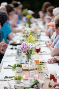 informal tables