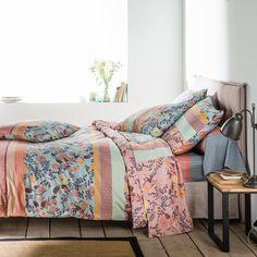Imagen de Funda nórdica estampada 100% algodón Shisendo La Redoute Interieurs