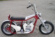 20HP V-Twin Mini Bike
