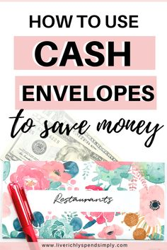 How to Save Money Using Cash Envelopes + [Free Printable Cash Envelopes] : If you have trouble sticking to a budget, cash envelopes are a great way to save money! Learn how to use the cash envelope system! Save Money On Groceries, Ways To Save Money, Money Tips, Budget Envelopes, Cash Envelopes, Budgeting Finances, Budgeting Tips, Money Saving Mom, Money Savers