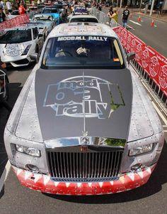 Rolls Royce Phantom Gumball 3000