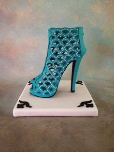 Sugar boot - CAKEDREAMSBYIRIS - New York