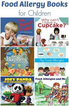 Food Allergy Books for Children