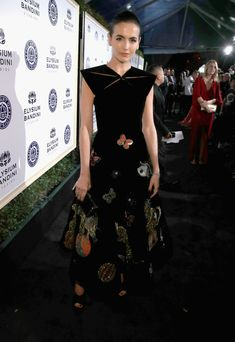 Actress Camilla Belle attends The Art of Elysium presents Stevie Wonder's HEAVEN - Celebrating the 10th Anniversary at Red Studios on January 7, 2017 in Los Angeles, California.