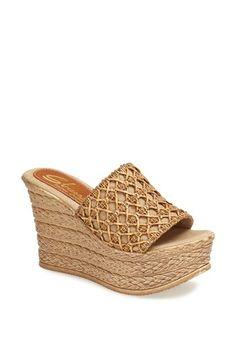 60e57ec33bd Sbicca  Adelaide  Wedge Sandal