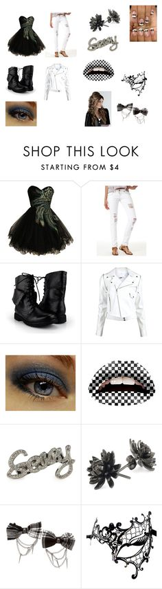 """b.e.a.utiful"" by music-is-my-only-religion ❤ liked on Polyvore featuring PacificPlex, Violent Lips and Alex Monroe"