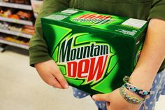 MY FAVE, Mt. Dew<3