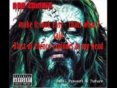 Rob Zombie- Thunder Kiss 65 Lyrics