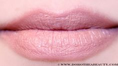 Essence Nude Longlasting Lipstick in 02 Porcelain Doll (swatch) Review