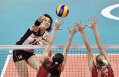 女子バレー日本、ロシアにストレートで敗れる リオ五輪 国際ニュース:AFPBB News