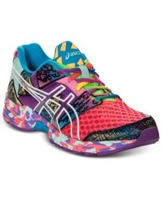 a4850dc71ff Asics Women s Gel-Noosa Tri 8 Sneakers from Finish Line - Purple 8.5 Bright  Shoes