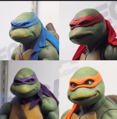 This is how you make TMNT figures NECA - Google 検索