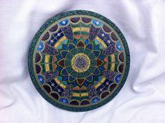 Bőség mandala, Képzőművészet , Otthon, lakberendezés, Dekoráció, Falikép, Meska