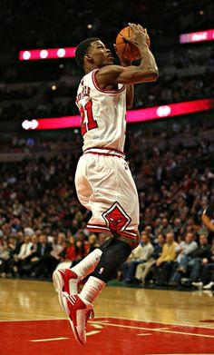 This dude, Jimmy Butler from the Chicago Bulls, will be a star one day. Called it.