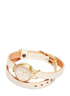 Men's Watches - Accessories   Shop Now at LN-CC - Universe S Leather Watch