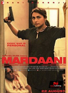Mardaani First Look Poster