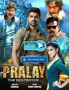 Pralay the destroyer Telugu Movies Online, Hindi Movies Online Free, Telugu Movies Download, Latest Hindi Movies, Download Free Movies Online, Free Tv And Movies, Music Download, Hindi Movie Film, Movies To Watch Hindi