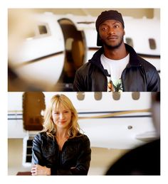 Leverage - Hardison  Parker oh leverage, why did they delete your wonderful show. how  i would have enjoyed watched parker elliot and hardison help people.