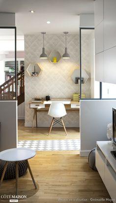 Papier peint Mise en plis de Elitis - http://www.aufildescouleurs.com/pleats/5829-mise-en-plis-tp17001.html