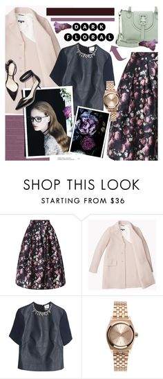 """""""Floral skirt"""" by cly88 ❤ liked on Polyvore featuring Erdem, Blumarine, Nixon, Therapy, Meli Melo, Tiffany & Co., 3.1 Phillip Lim, women's clothing, women and female"""