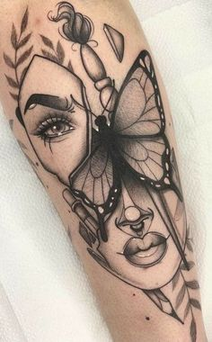 Sleeve tattoos may consist of small tattoos or an entire large pattern, but of course they are extremely meaningful. Dope Tattoos, Girly Tattoos, Badass Tattoos, Pretty Tattoos, Forearm Tattoos, Unique Tattoos, Beautiful Tattoos, Body Art Tattoos, Hand Tattoos