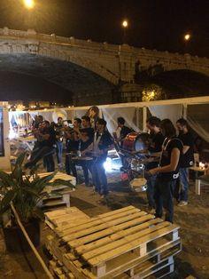 Ceres festeggia a Roma Funking Band musica ed allegria