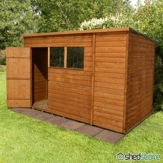 wooden sheds - Google Search