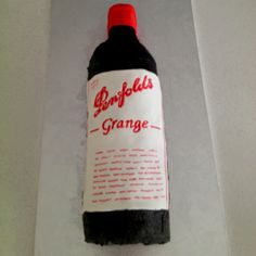 Penfolds Grange cake