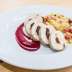 Veja esta de Receita de Peitos de Frango Recehados com Tomate Seco e Salada de Cuscuz . Esta e outras deliciosas receitas no site de nestlé Cozinhar.