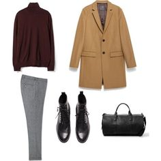 Outfit of the day : 1- Coat (ZARA) - 250$2- Pants (MANGO) - 80$3- Sweater (ZARA) - 36$4- Boots (H&M) - 60$5- Bag (MANGO) - 90$* This outfit COSTS = 512$ (+ bag)  * This outfit COSTS = 426$ (- bag)  * Click on the name to preview the productDon't Forget to follow us on FACEBOOK | INSTAGRAM | PINTERESTalso GUIDOMAGGI Pinterest