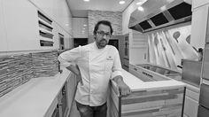 Chef con Michelin solo en la cocina. Mauricio Giovanini Messina Marbella
