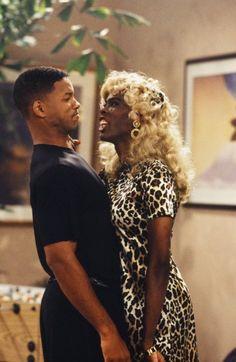 Ƒօӏӏօա ʍҽ ƒօɾ ʍօɾҽ թíղs վօմ'ɾҽ ցօղղɑ ӏօѵҽ ♥️ Still of Will Smith and Chris Rock in The Fresh Prince of Bel-Air Fresh Prince, Willian Smith, Prinz Von Bel Air, Looks Hip Hop, Chris Rock, Black Cartoon, Black Actors, Comedy Tv, In The Flesh