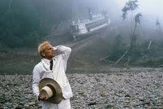 Klaus Kinski in Fitzcarraldo (Werner Herzog, 1982)