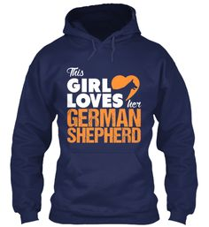 Check out this cool new hoodies and shirts designed by Teedle exclusively for German Shepherd owners. Limited Edition available until April 5.