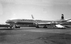 De Havilland Comet de Compañia Mexicana de Aviacion