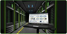 #Server #Monitoring shows network time between servers and usually includes application mapping capabilities.