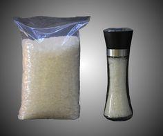 Tuz Değirmeni Kampanyası - Tuz Marketi