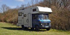 Der Mercedes 608 als Reisemobil/Wohnmobil