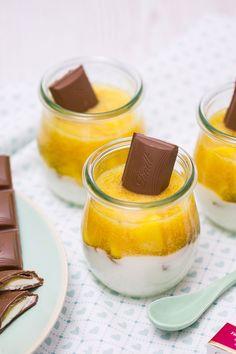 Mango-Maracuja-Dessert mit Schokolade   verzuckert-blog.de