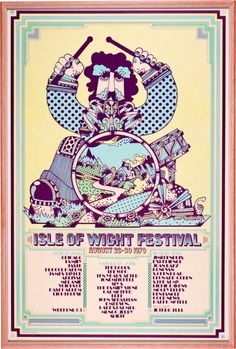 The Historic Isle of Wight festival.