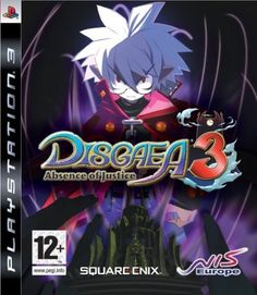Disgaea 3 Absence of Justice  Playstation 3 >>> Click on the image for additional details.Note:It is affiliate link to Amazon.