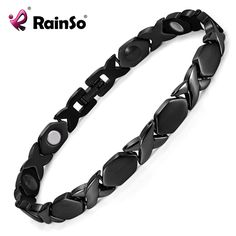 Oidea Mens Stainless Steel 13MM Punk Cool Bicycle Chain Link Bracelet for Biker,8 Inch