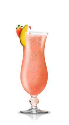 Strawberry Mango Spring Smoothie