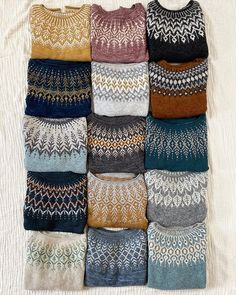 Fair Isle Knitting Patterns, Knitting Stitches, Knitting Needles, Baby Knitting, Icelandic Sweaters, Nordic Sweater, How To Purl Knit, Ravelry, Knitting Projects