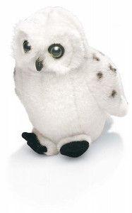 Sowa śnieżna (Snowy Owl) - Wild Republic - ptaszek z głosem