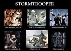 What Storm Troopers Do