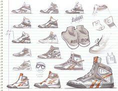 Sneaker Concepts by Joe Sattler
