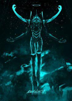 #Evangelion 3.0 Unidad 13